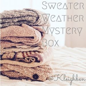 Sweater Weather Mystery Box!!